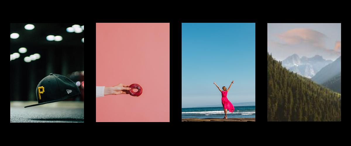 Galeriebilder nach Fokussierung